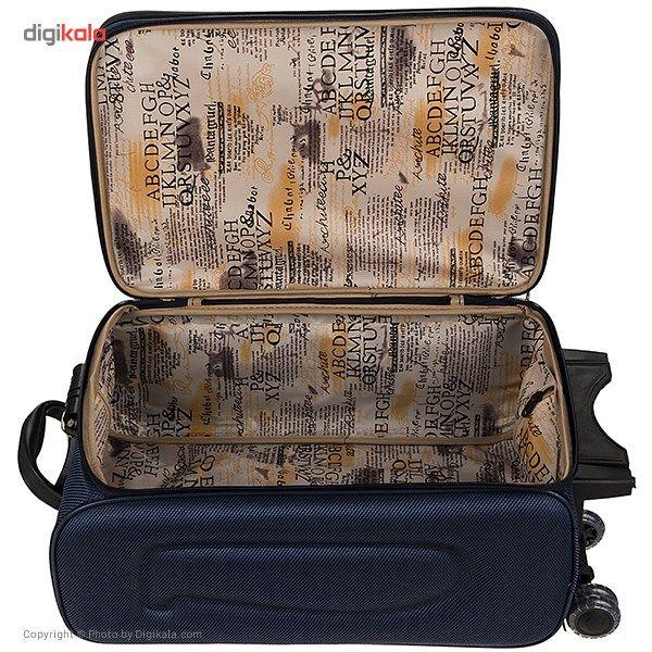 مجموعه دو عددی چمدان پولو کد 1001 main 1 8