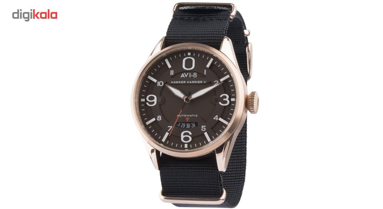 ساعت مچی عقربه ای مردانه ای وی-8 مدل AV-4040-05