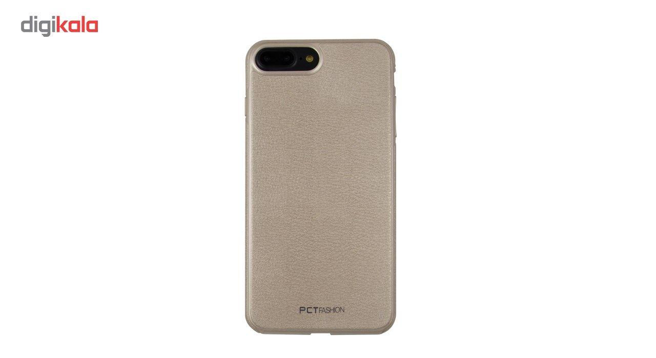 کاور  ژله ای Pct Fashion مناسب برای گوشی موبایل آیفون 7 پلاس و 8 پلاس main 1 2