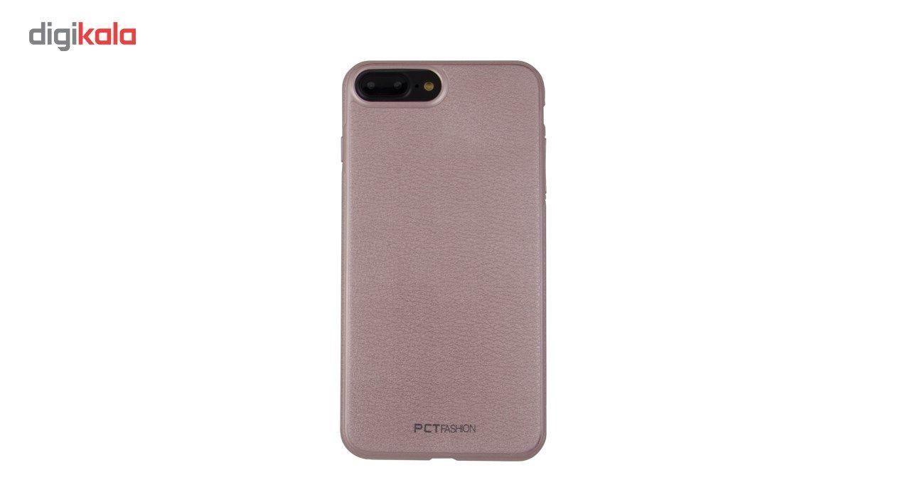 کاور  ژله ای Pct Fashion مناسب برای گوشی موبایل آیفون 7 پلاس و 8 پلاس main 1 3