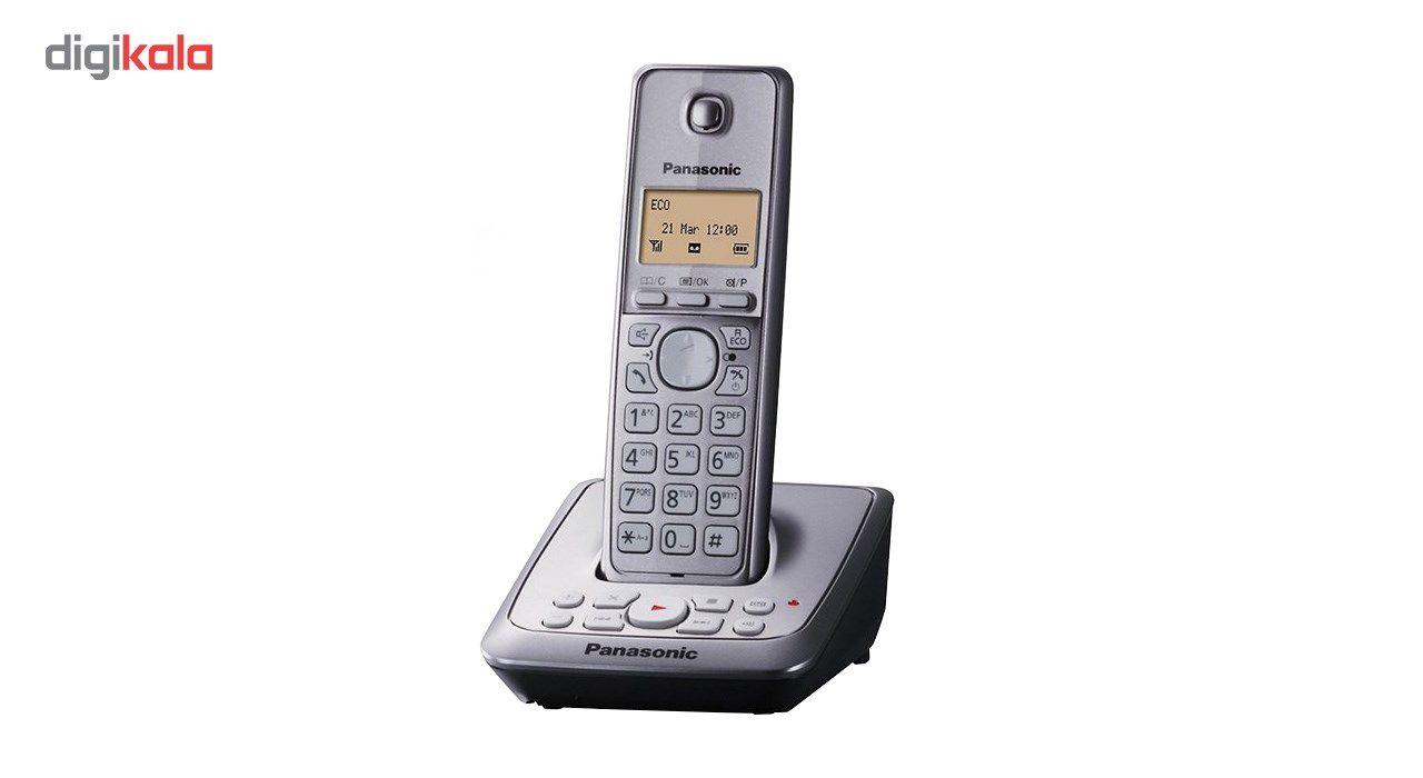 تلفن بی سیم پاناسونیک مدل KX-TG2721 main 1 1