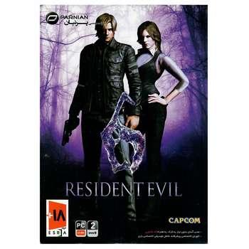 بازی Resident Evil 6 مخصوص PC
