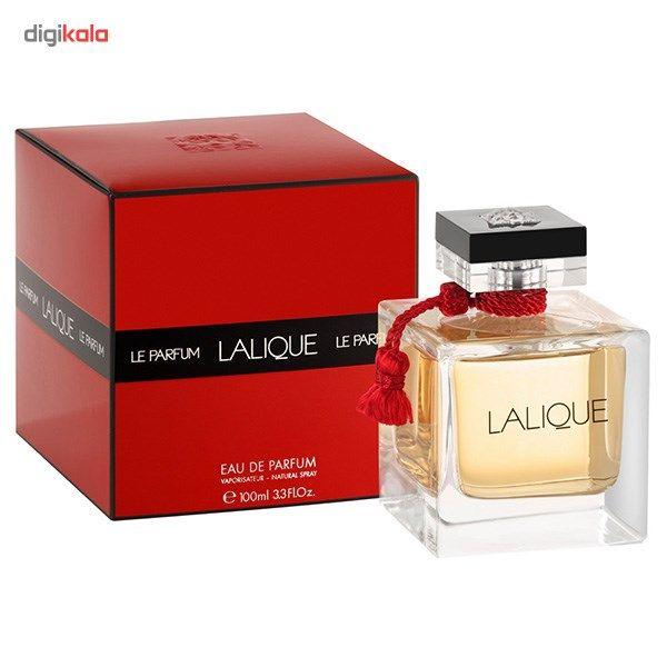 ادو پرفیوم زنانه لالیک مدل Le Parfum حجم 100 میلی لیتر main 1 2