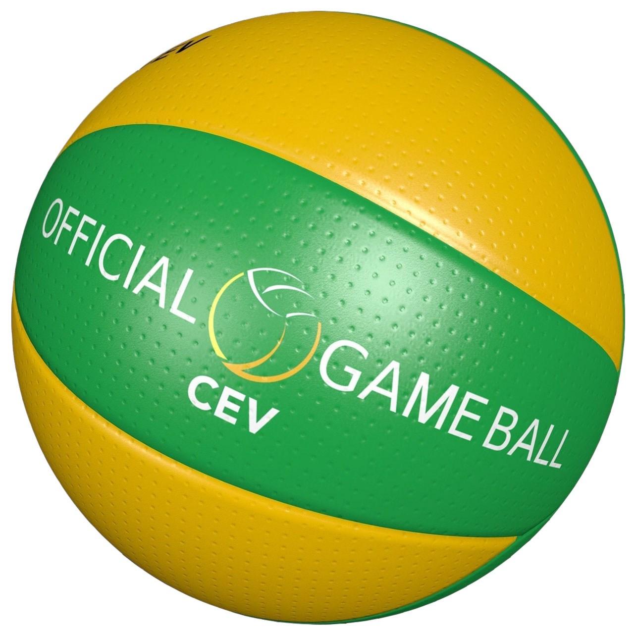 توپ والیبال میکاسا مدل MVA 200 CEV