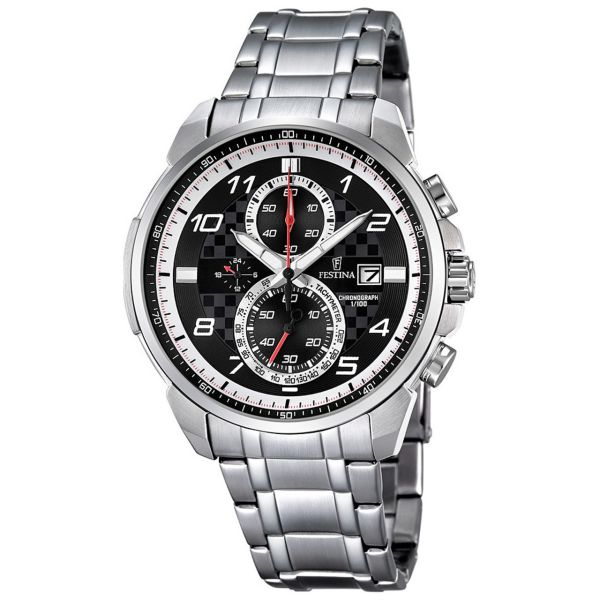 ساعت مچی عقربه ای مردانه فستینا مدل F6842/3