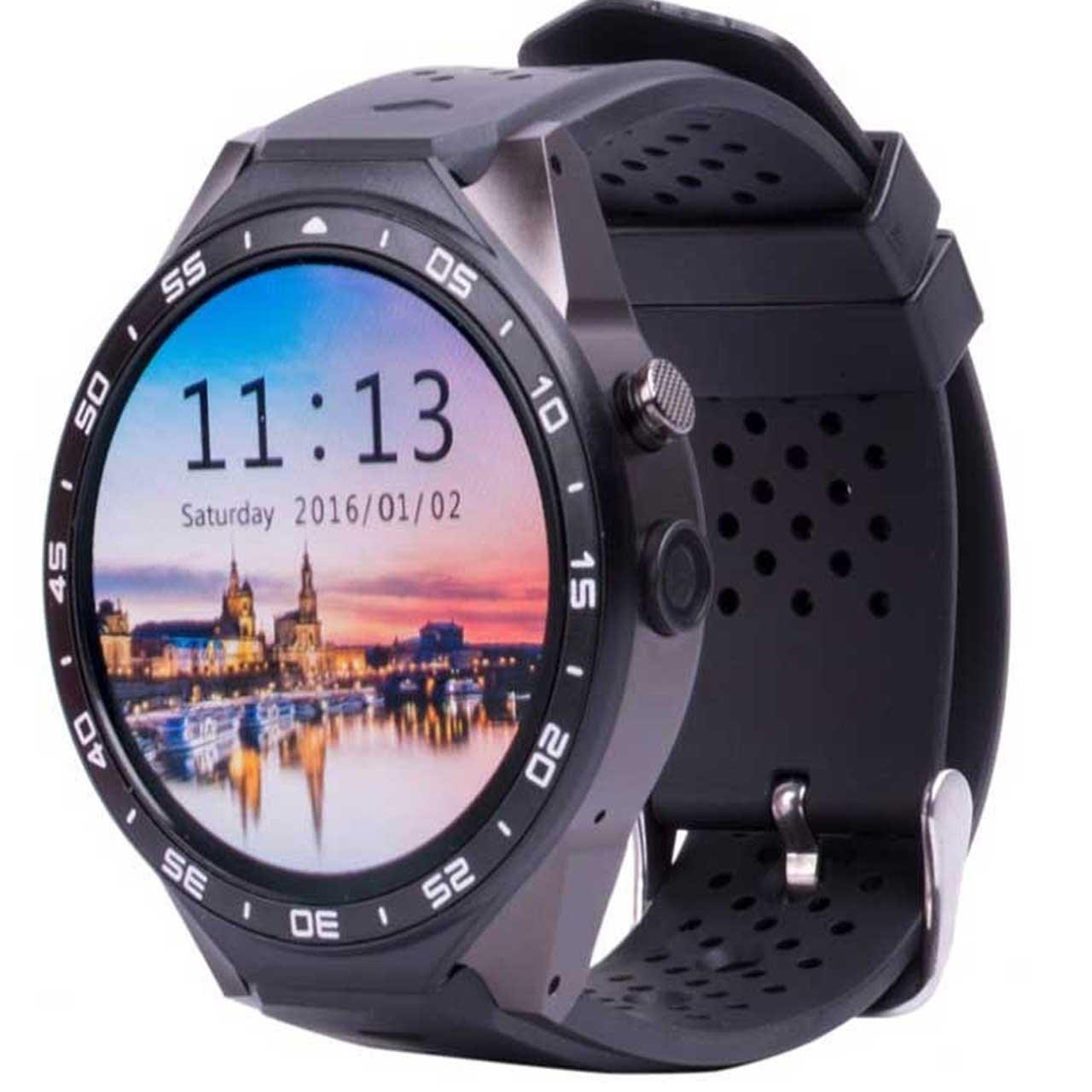 ساعت هوشمند مدل Kingwear KW88