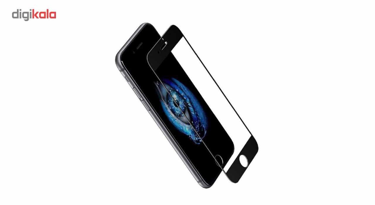 محافظ صفحه نمایش گلس مدل 4D GLASS مناسب برای آیفون6/6S main 1 1