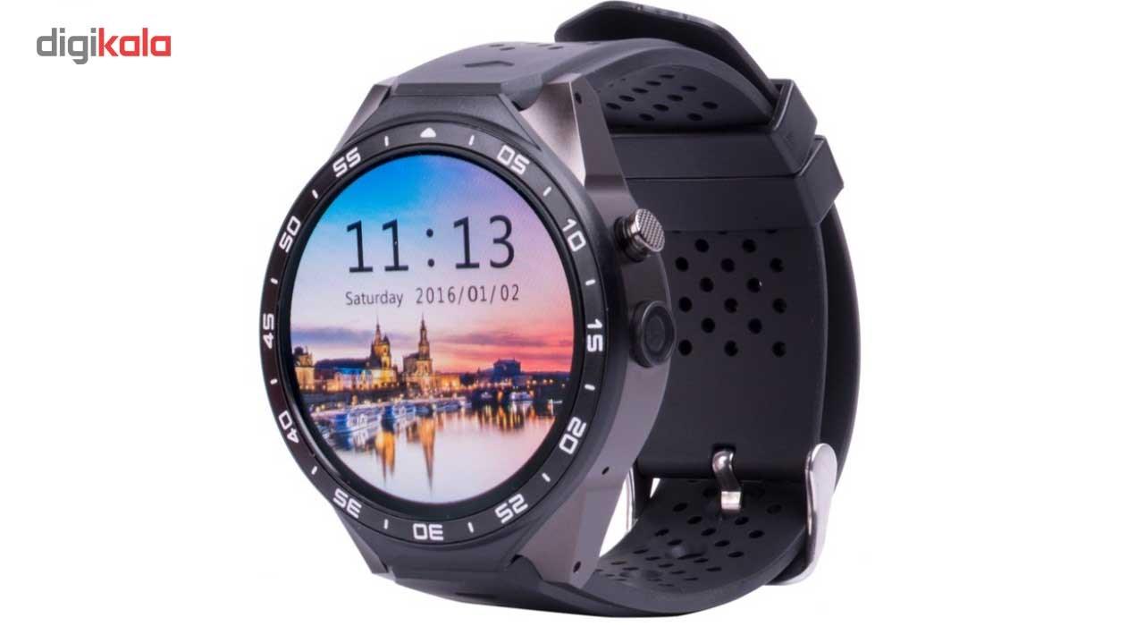 خرید ساعت هوشمند مدل Kingwear KW88