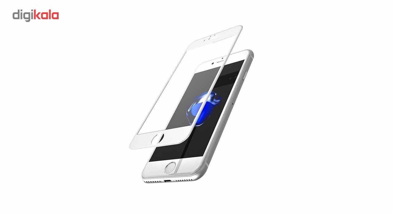 محافظ صفحه نمایش گلس مدل 4D GLASS مناسب برای آیفون6/6S main 1 2