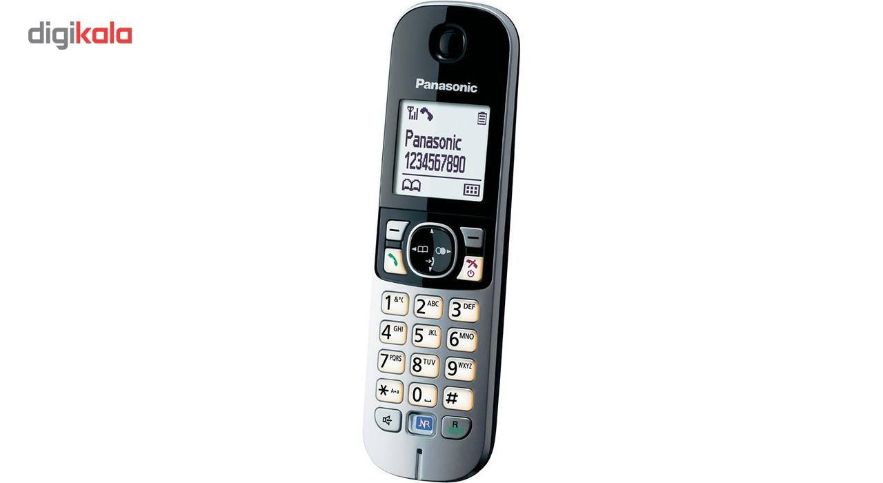 تلفن بی سیم پاناسونیک مدل KX-TG6811 main 1 4