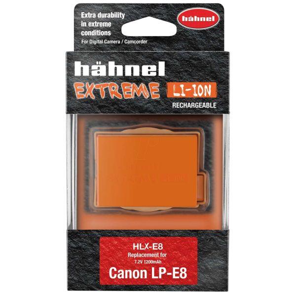 باتری لیتیوم یون هنل مدل HLX-E8