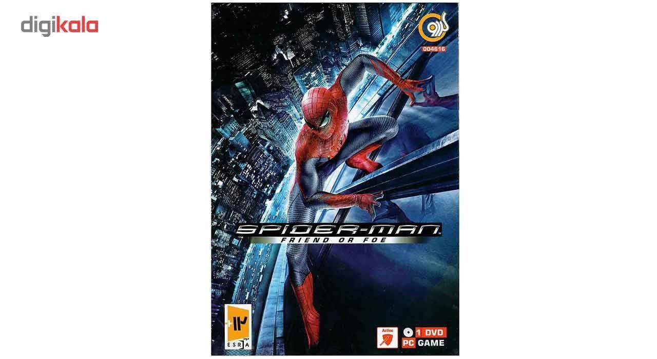 بازی کامپیوتری Spider Man مخصوص PC main 1 1
