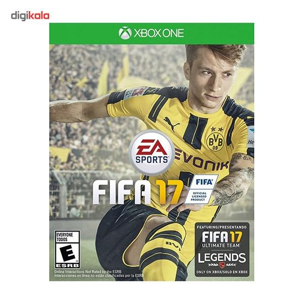 بازی FIFA 17 مخصوص Xbox One
