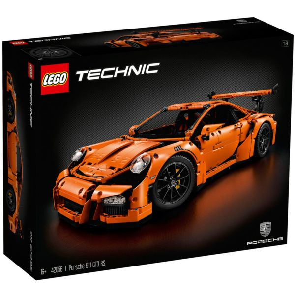 لگو سری Technic مدل Porsche 911 GT3 RS 42056