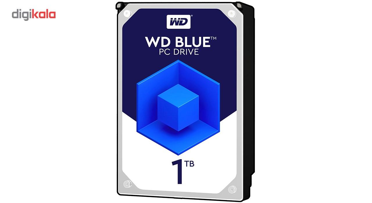 هارددیسک اینترنال وسترن دیجیتال مدل Blue WD10EZEX ظرفیت 1 ترابایت main 1 1