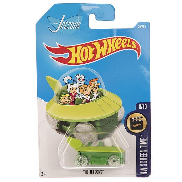 ماشین بازی متل سری هات ویلز مدل The Jetsons