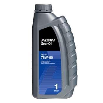 روغن گیربکس خودرو آیسین مدل GL5 75W-90 ظرفیت 1 لیتر