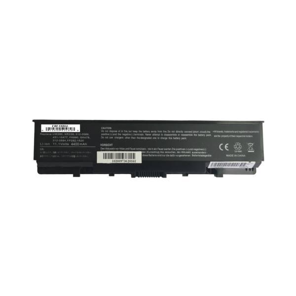 باتری لپ تاپ یوبی سل 6 سلولی برای لپ تاپ Dell Inspiron 1520
