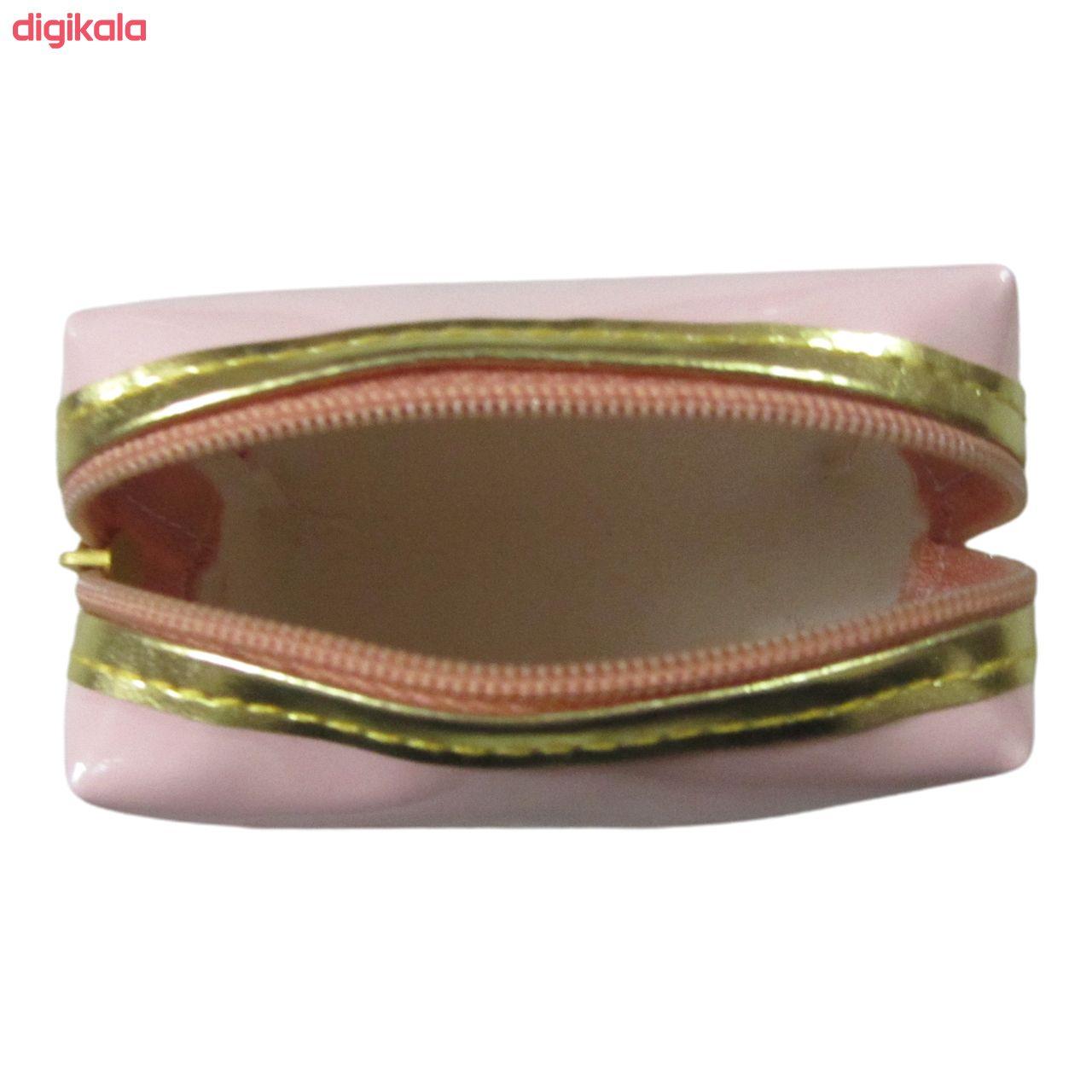کیف لوازم آرایش زنانه مدل یونیکورن کد W33 main 1 3
