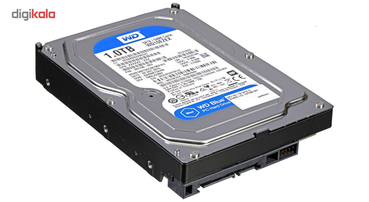 هارددیسک اینترنال وسترن دیجیتال مدل Blue WD10EZEX ظرفیت 1 ترابایت main 1 3