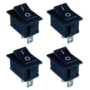 کلید راکر مدل 2Pin-977 بسته 4 عددی