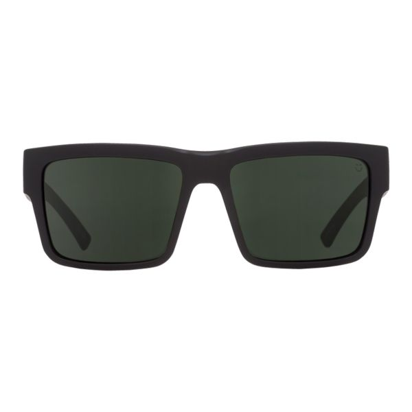 عینک آفتابی اسپای سری Montana مدل Soft Matte Black Happy Gray Green Polar