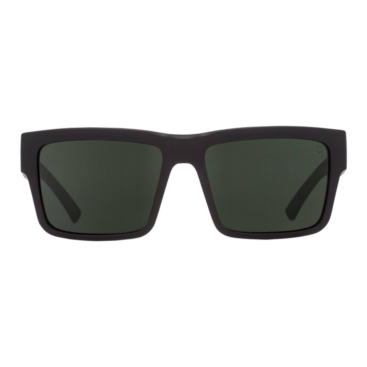عینک آفتابی اسپای سری Montana مدل Soft Matte Black Happy Gray Green Polar -  - 1