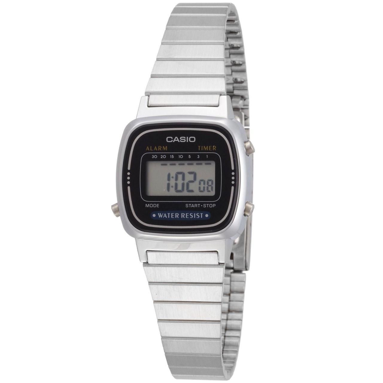 ساعت مچی دیجیتال زنانه کاسیو مدل LA670WD-1DF 30