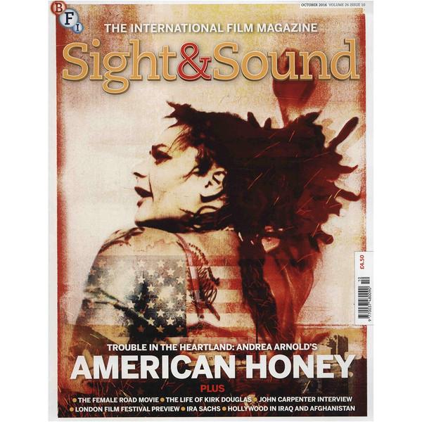 مجله Sight & Sound - اکتبر 2016