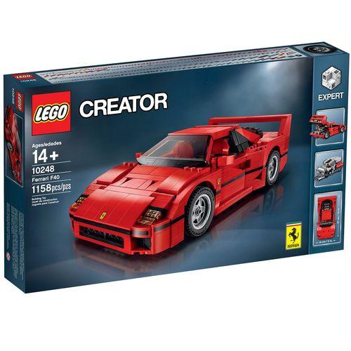 لگو سری Creator مدل Ferris F40 10248