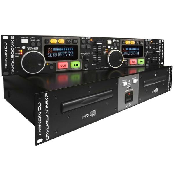 مدیا پلیر دیجیتال دنون مدل DN-D4500MK2