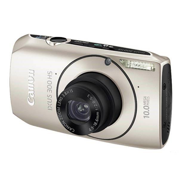 دوربین دیجیتال کانن ایکسوز 300 اچ اس (آی ایکس وای 30 اس)