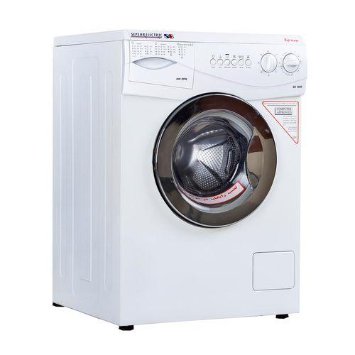 ماشین لباسشویی سپهر الکتریک مدل  SE1000  درب کروم