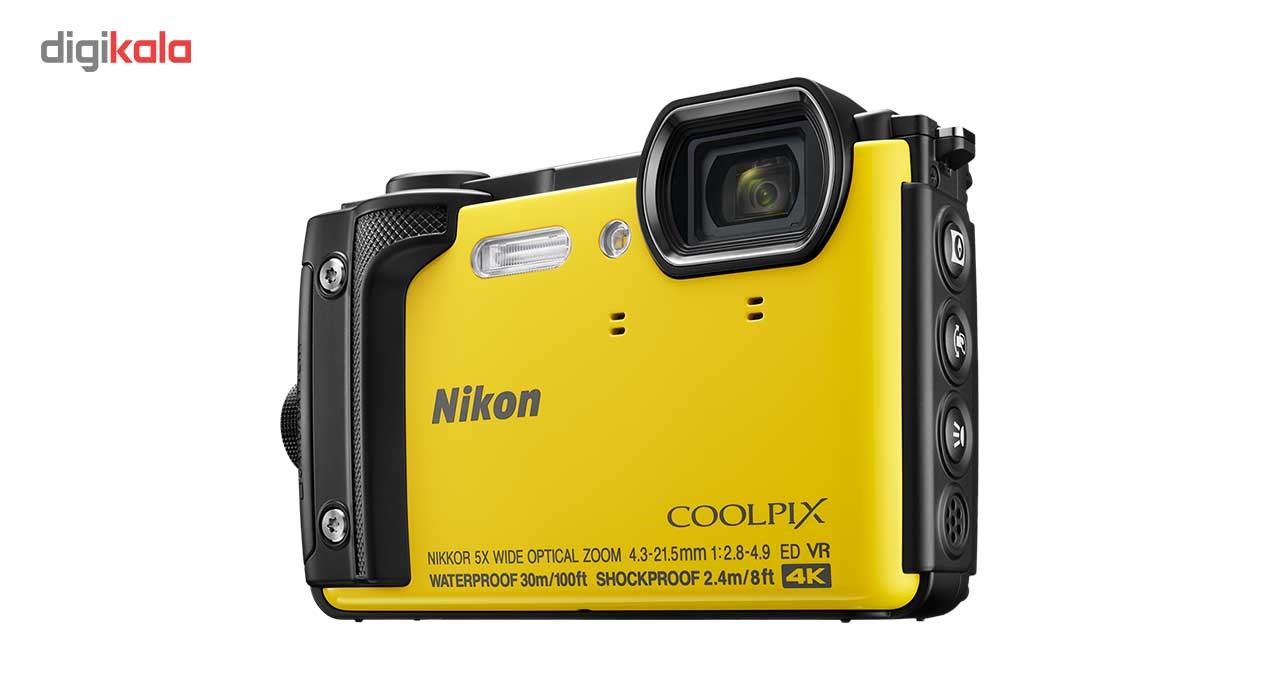 دوربین دیجیتال نیکون مدل W300