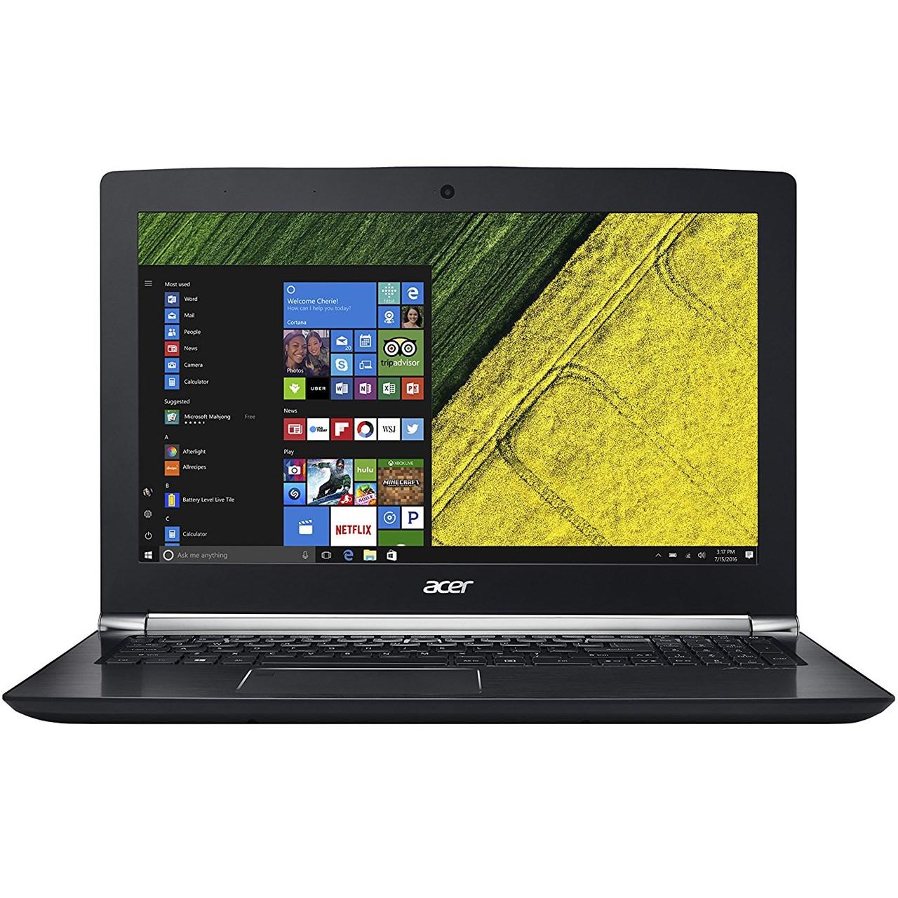 لپ تاپ 15 اینچی ایسر مدل Aspire V15 Nitro VN7-593G-73FZ