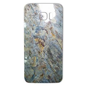 برچسب پوششی ماهوت مدل Marble-vein-cut Special مناسب برای گوشی  Samsung S7 Edge