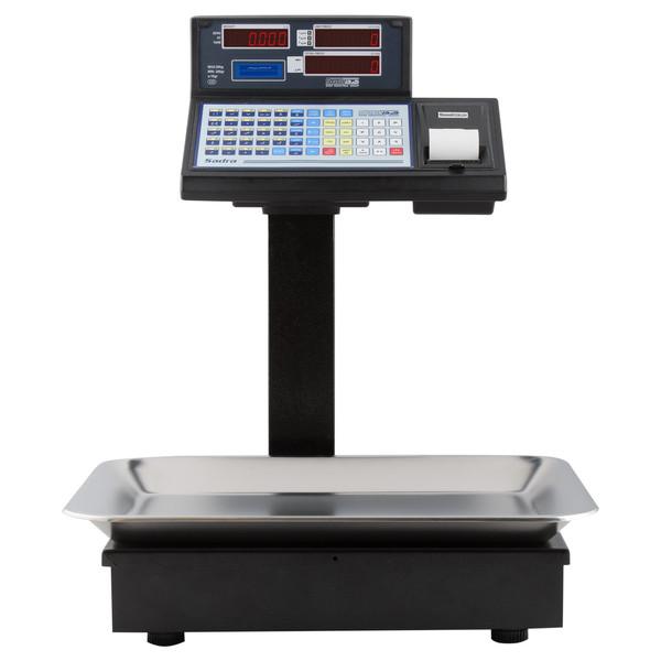 ترازو فروشگاهی توزین صدر مدل Sadra Printer