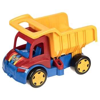 ماشین بازی زرین تویز مدل کامیون معدن F1