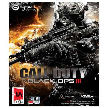بازی Call of Duty Black Ops III مخصوص Pc