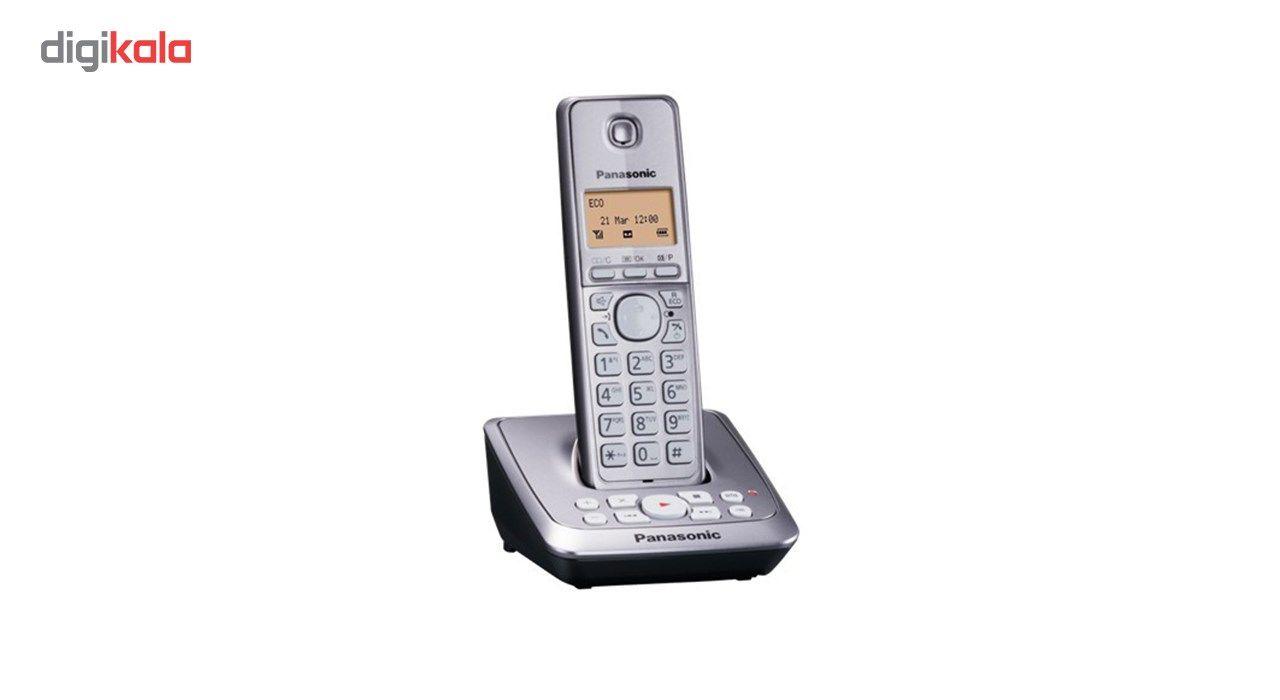 تلفن بی سیم پاناسونیک مدل KX-TG2721 main 1 2