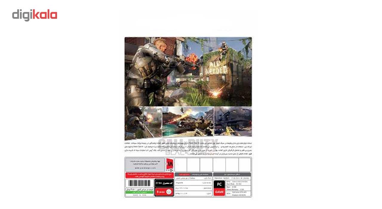 بازی Call of Duty Black Ops III مخصوص Pc