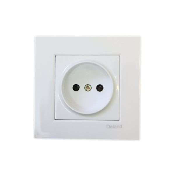 پریز برق محافظ دار دلند مدل آسا