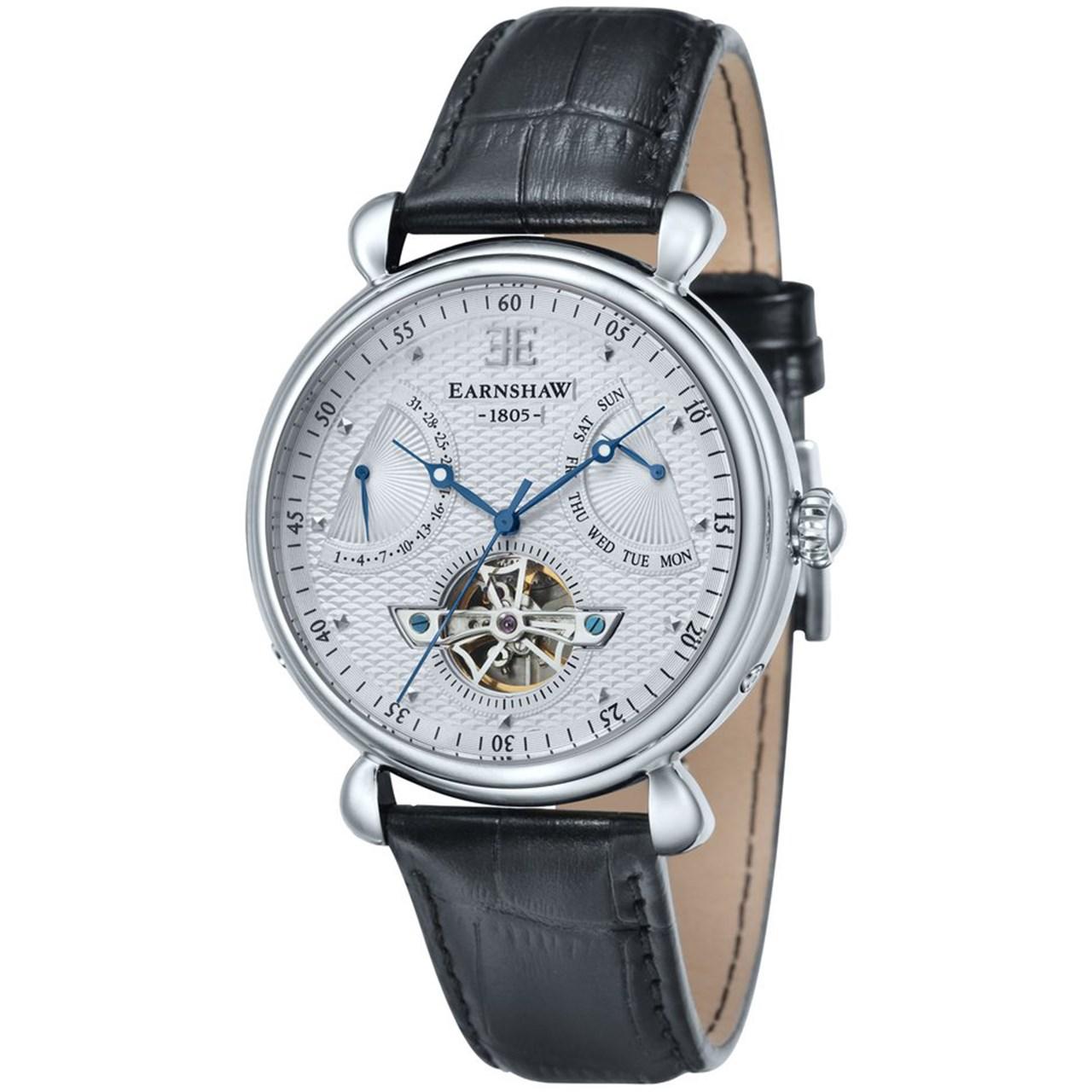 ساعت مچی عقربه ای مردانه ارنشا مدل ES-8046-02 47
