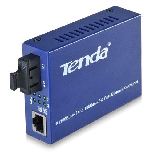 مبدل فیبر نوری به اترنت تک حالته تندا مدل TER860S