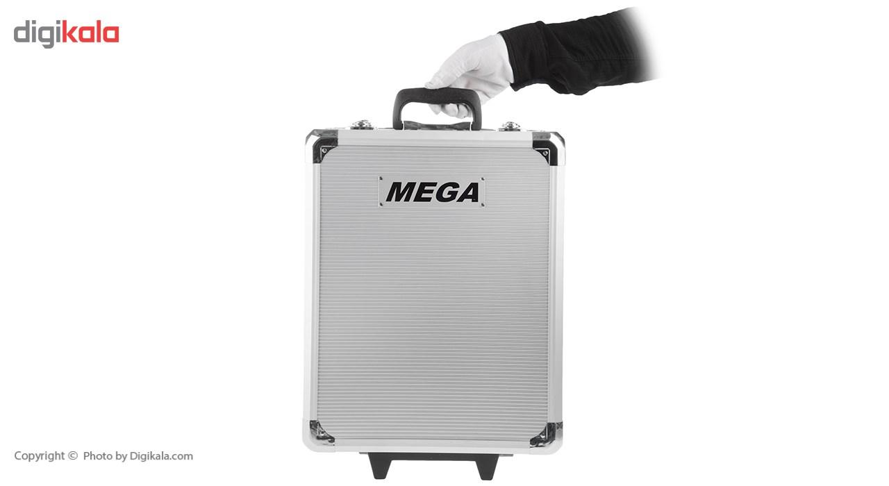 مجموعه 186 عددی ابزار مگا تولز مدل M50013 thumb 2 9