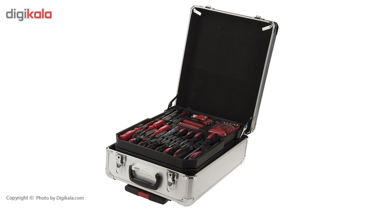 مجموعه 186 عددی ابزار مگا تولز مدل M50013 thumb 2 16