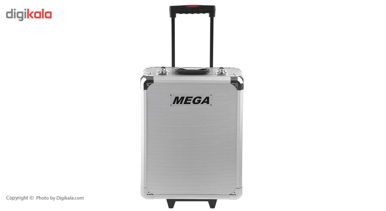 مجموعه 186 عددی ابزار مگا تولز مدل M50013 thumb 2 17