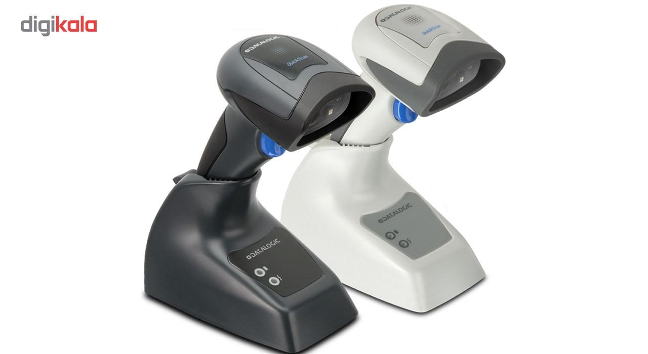 قیمت                      بارکدخوان بی سیم دیتالاجیک مدل QuickScan QBT2131