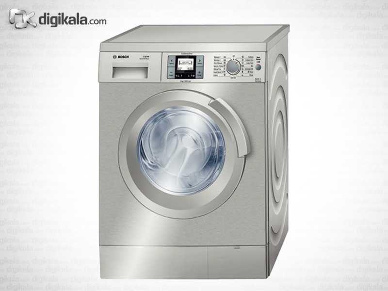 ماشین لباسشویی بوش مدل WAS327X0GC – با ظرفیت 8 کیلوگرم  Bosch WAS327X0GC Washing Machine – 8 Kg