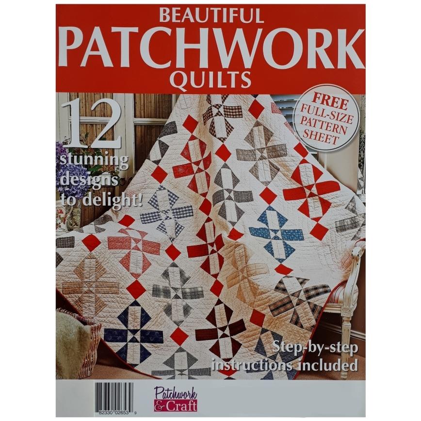 مجله Beautiful Patchwork Quilts جولاي 2020